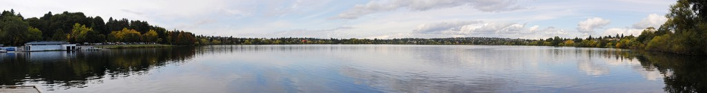 Greenlake Panorama
