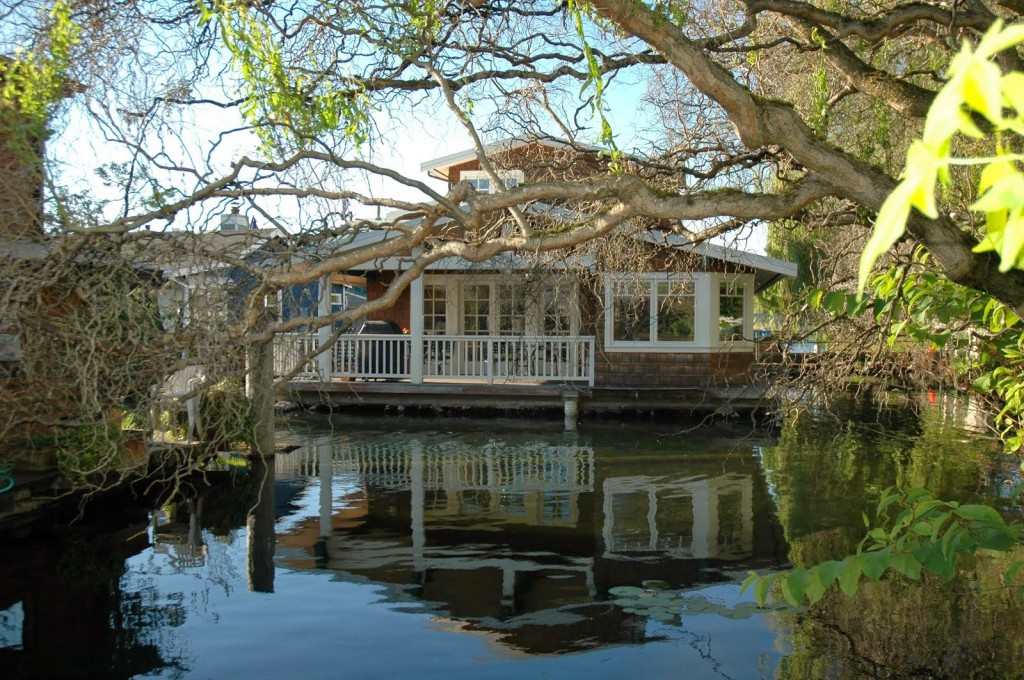 Prices for houseboats range from three hundred thousand dollars to three million dollars.