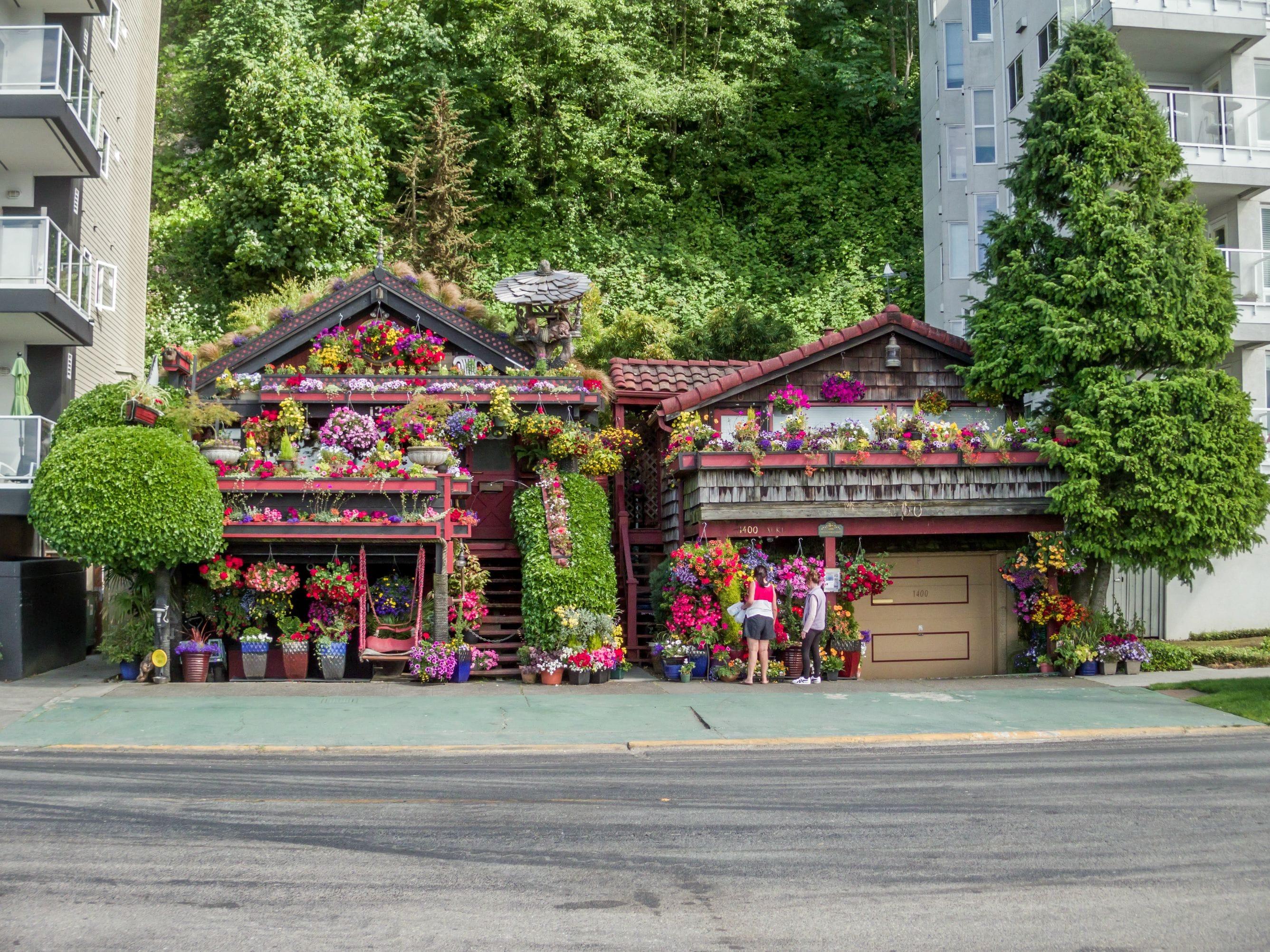 West Seattles Flower Houses Real Estate GalsReal Estate Gals