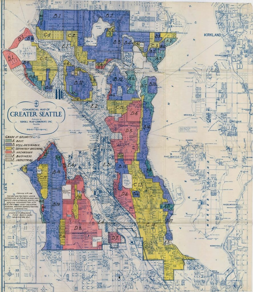 redlining-map-seattle-all-zones